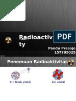 Chapter 3 Radioactivity