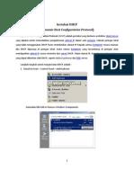 Bab 5 Instalasi DHCP