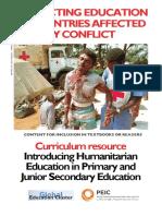 Humanitarian Education