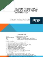 Evaluasi Praktik Etika dan Disiplin Profesi.ppt
