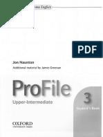 ProFile3 Students Book