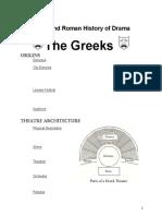 greek v  roman outline