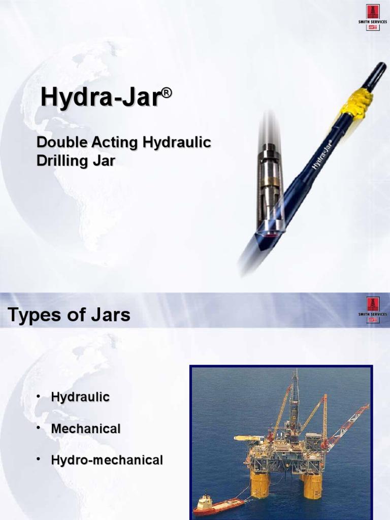 Hydra-Jar New Template | Shock Wave | Hammer