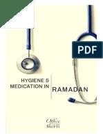 Hygiene & Medication in Ramadan