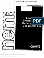 NEMA_SM24 Generator Steam Turbines