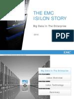 The EMC Isilon Story