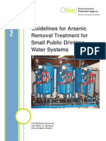 Guidelines for Arsenic Removal