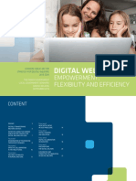 Strategy for Digital Welfare