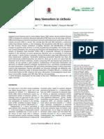 J HEPATOL Kidney Biomarkers in Cirrhosis 2016