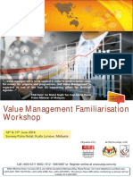 Value Management Web Email