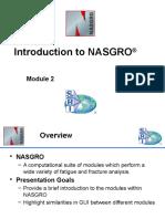Module 2 - Introduction to NASGRO