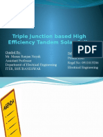 triplejunctionbasedhighefficiencytandemsolarcells-130702081339-phpapp01.pptx