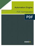 AE PDFNormalization WhitePaper