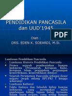 Presentasi Pend Pancasila
