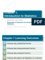 Introduction statistic