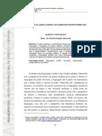 VESPAZIANI, A. O Poder Da Linguagem e as Narrativas Processuais
