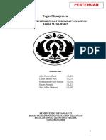 Bab 3 Manajemen Lingkungan