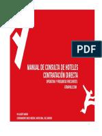 Manual de Consulta Hoteles Atrapalo - PDF