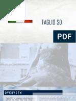 Presentazione TAGLIO SD