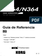Korg N264 N364 Manual