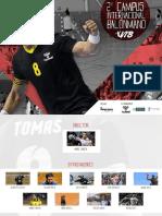 2 Campus Internacional VT8 Dossier de Entrenadores