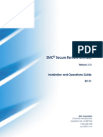 Docu55297 EMC Secure Remote Services Release 3.14 Installation and Operations Guide