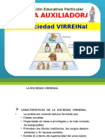 Sociedad Virreinal