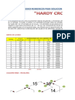 3ra Mallas - Hardy Cross