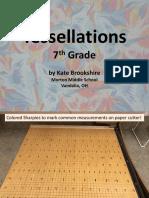 OAEA Tessellations Presentation - PowerPoint