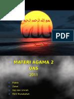 Ag-2 Puasa, Zakat, Dan Haji-2011 (1)