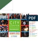 2010 Summer City Center Concerts, Danbury CT