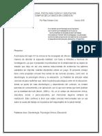 Deontología, Psicología y Educación