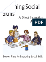 SED Teaching Social Skills Manual