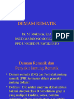 DEMAM REMATIK