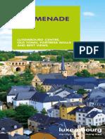 Luxembourg City Promenade 2015