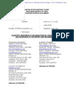 Blackman v. Gascho - 144 Response to Objection