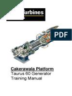 Turbine Traning Manual