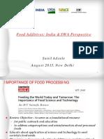 CII Food Additives INSWA Aug2013