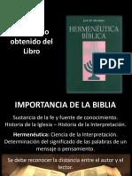 Hermeneutica - Clase 02
