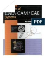 235723635 Principles of CAD CAM CAE