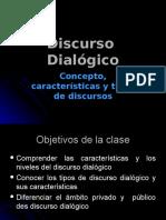 Discurso Dialc3b3gico