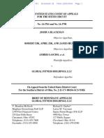 Blackman v. Gascho - 2014 12 12 Brief of Defendants
