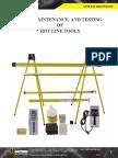 Pertigas Care and Maintenance