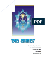 Sekhem- Sei Chim Reiki