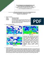 Analisa Daerah Potensi Banjir