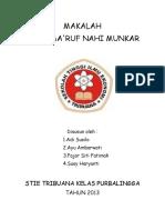 AMAR MA'RUF NAHINMUNGKAR.doc