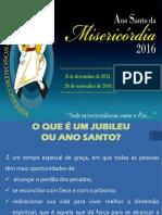 Slides Do Ano Da Misericórdia - MOJOC