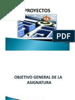 Generalidades - Proyectos de Inversión