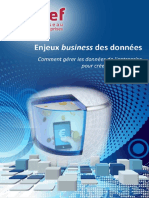 CIGREF Enjeux Business Donnees 2014