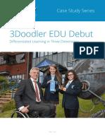 3Doodler Case Study